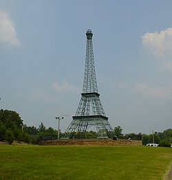 21 Paris Eifel Tower