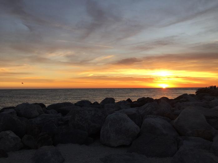 106 venice sunset