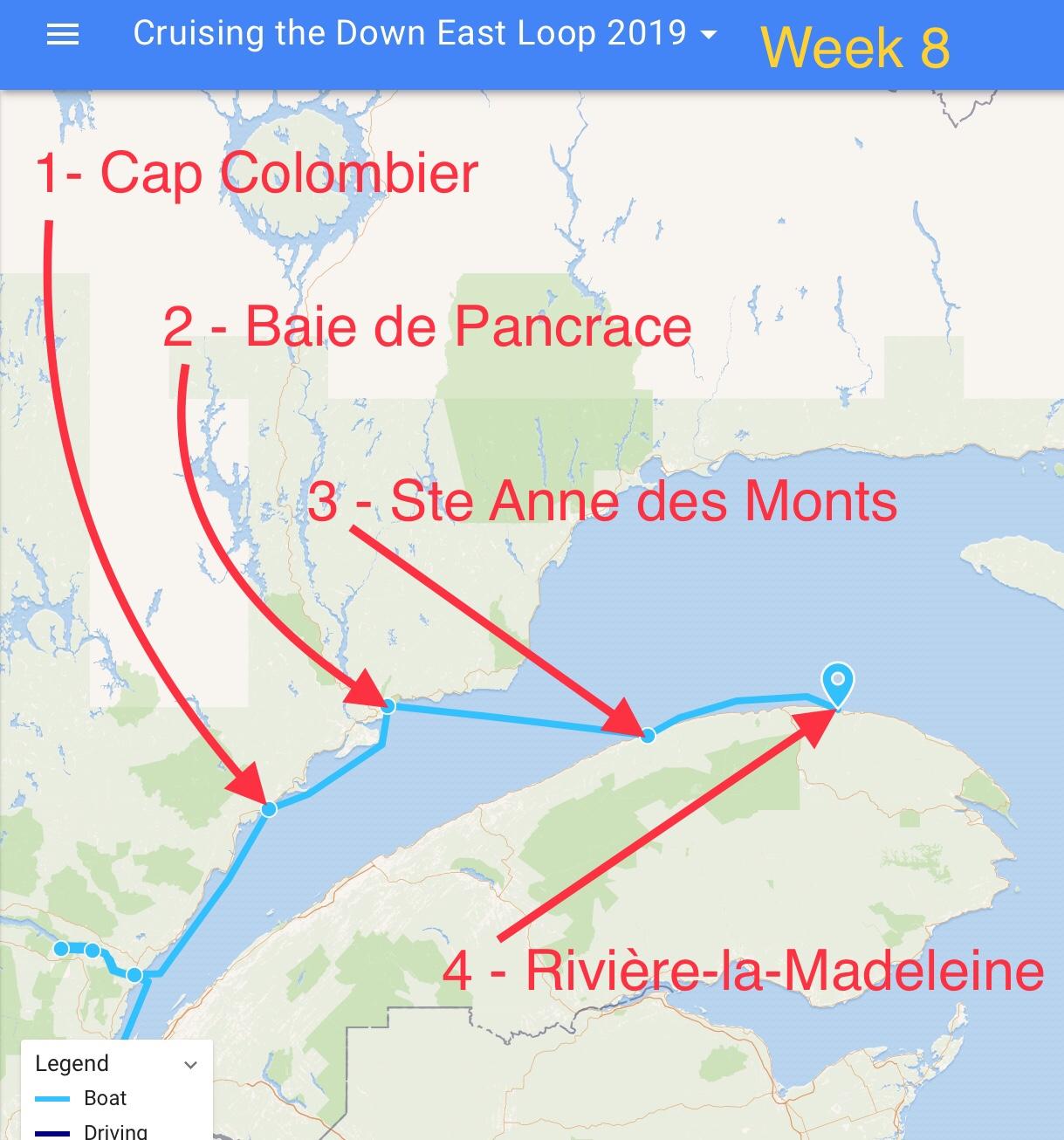 Blog – Page 3 – Voyaging America's Great Loop Aboard Still Waters II